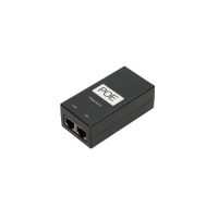 EXTRALINK POE-48-24W 48V 24W 0.5A GIGABIT POWER ADAPTER WITH AC CABLE