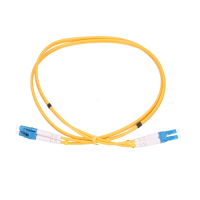 Patch Cord LC/UPC-LC/UPC Patchcord Single Mode, Duplex, G652D, 3mm, 2m