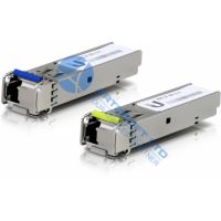 U Fiber Single-Mode 1 Gbps SFP+ Fiber Module w/ BiDi (1-Pair)