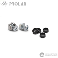 PROLAN M6 Screws and Nuts